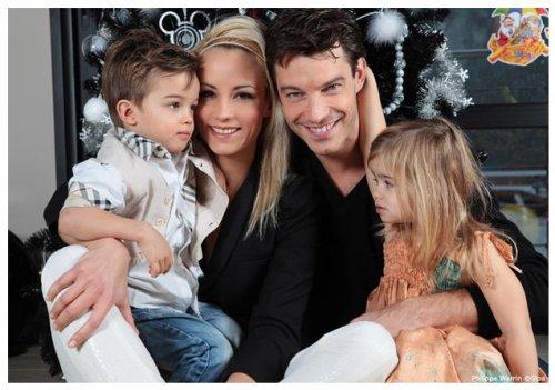 Elodie gossuin la famille avant tout miss nationale genevieve de fontenay - Elodie gossuin et ses enfants ...