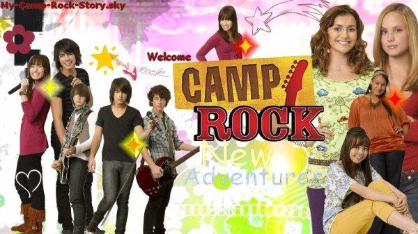 regarder camp rock 2 le film en fran ais. Black Bedroom Furniture Sets. Home Design Ideas