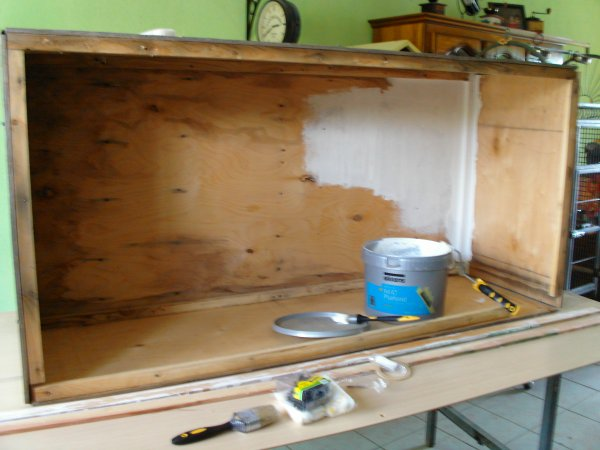 Modele de creche de noel en bois - Fabriquer une creche de noel en bois ...