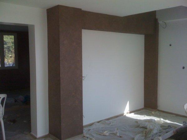 peinture ondes de sable couleur tabac blog de sgmultiservices. Black Bedroom Furniture Sets. Home Design Ideas