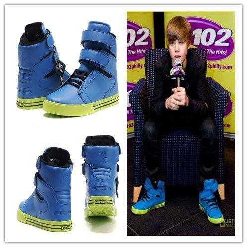 Justin Bieber Supra Tk Society