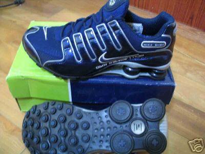 Shox Bleu