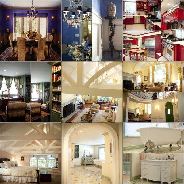 Vous r viez de voir la maison d 39 alyssa et de david for Voir des decoration de maison