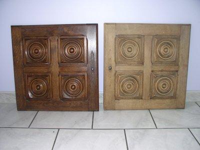 porte bahut avant et apr s d capage blog de chrisboc. Black Bedroom Furniture Sets. Home Design Ideas