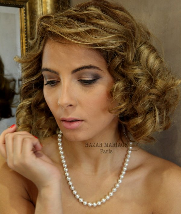 HAZAR MARIAGE Paris Robes, Coiffure & Maquillage