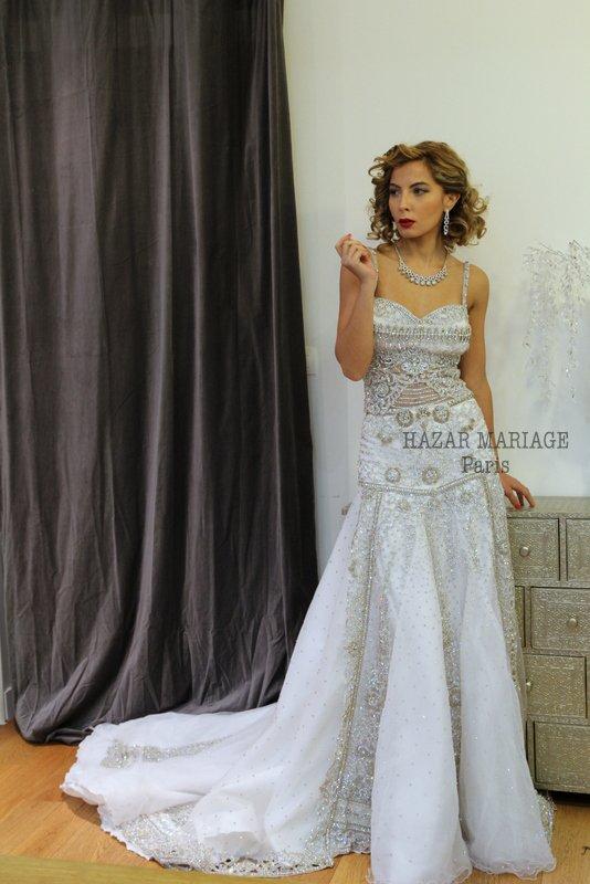 Keswa / Kessoua / Robe tunisienne / Fouta ou blousa Dorsaf New Collection 2016