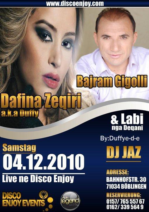 Dafina Zeqiri Koncert<3