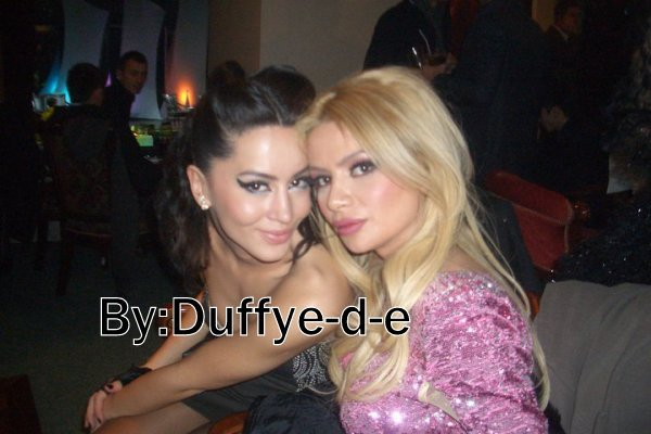 Dafina & Zanfina Op Labi Party 3