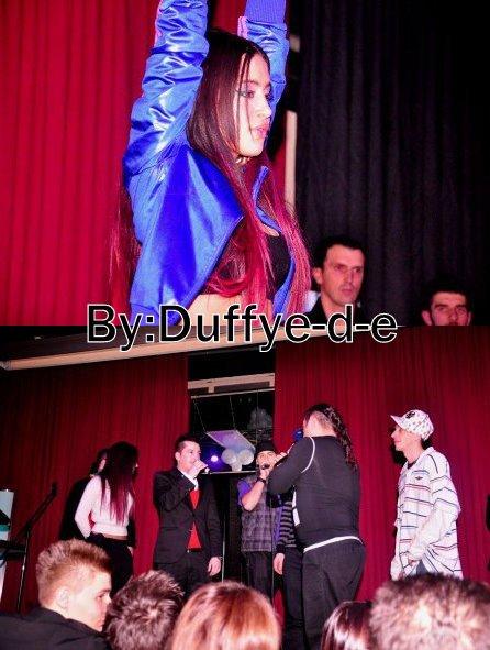 Dafina Zeqiri ne Rinora4
