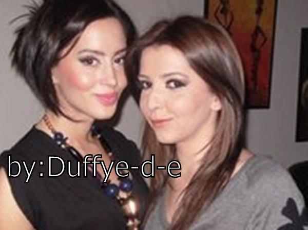 Dafina Zeqiri & Agnesa Gashi