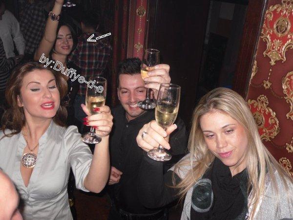 Dafina Zeqiri Party 2011