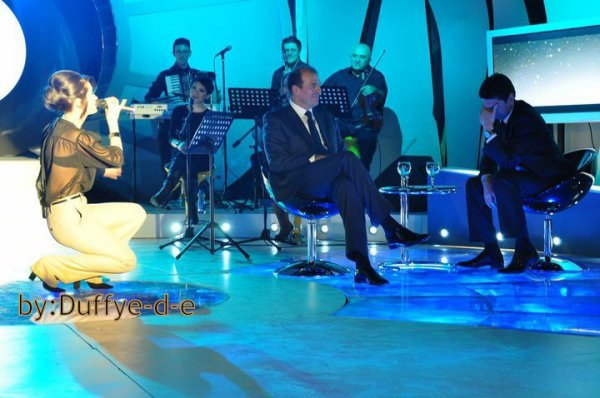 Dafina Zeqiri - Oxygen Show - 17.02.2011