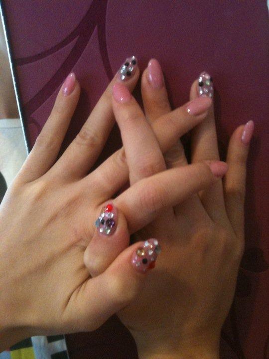 Nails of Dafina Zeqiri