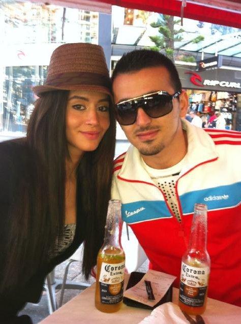 Dafina Zeqiri & Krenar Cocaj - Australia 2011