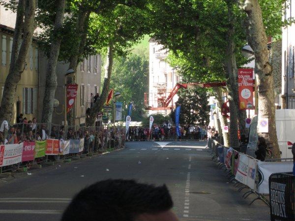 23,7 km la course du Viaduc de Millau (12 - Aveyron)