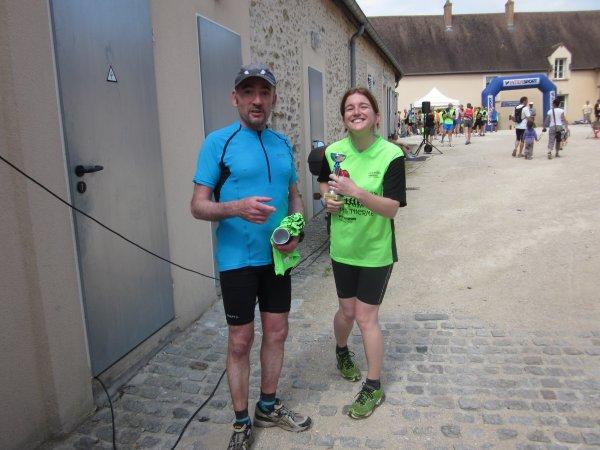 21,7 km foulées des thermes à Forges les Bains (91)