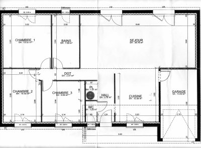 Plan de l 39 int rieur blog de stephetpat59 for Plan interieur maison