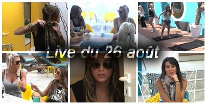 Actu live du 26 ao�t. Daily-Anais