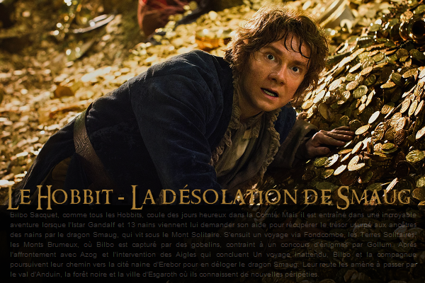 Votre premi�re Source sur les Films Bilbo Le Hobbit Your First French Source About The Hobbit