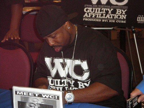 W.C.rapper