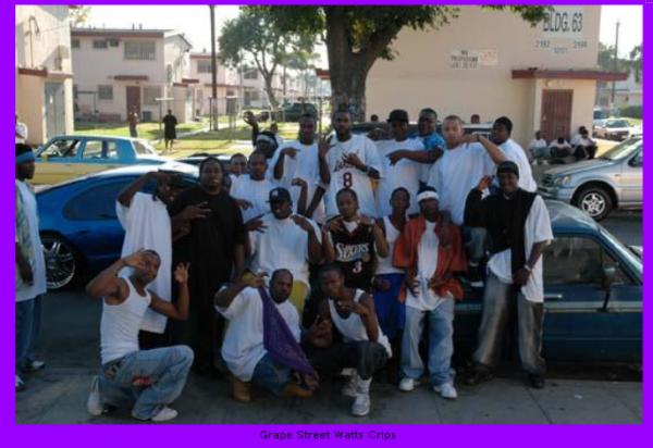 African-American-Street-Gang