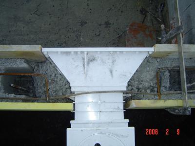 Skimmer piscine beton for Prix skimmer piscine beton