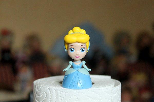 Figurine Disney Princesses Cendrillon  Marraine la Bonne Fée