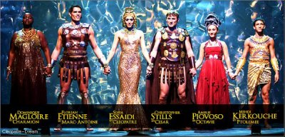 comedie musicale egyptienne-