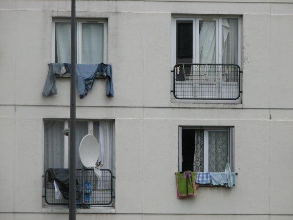CLICHY SOUS BOIS (93) LE GRAND ENSEMBLE (LA PAMA) Zones Franches Urbaine # La Poste Clichy Sous Bois