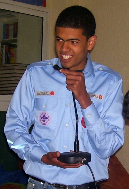 Scouts du Maroc كشافة المغرب