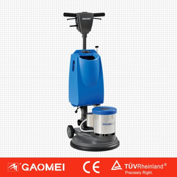 Single disc capret,floor,marble,granite and tile Dry foam brushing machine M17/M12