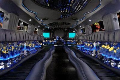 Interieur de limousine pro du tuning for Interieur limousine
