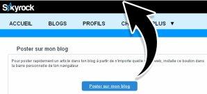 Poste rapidement sur ton blog depuis n'importe quel site !