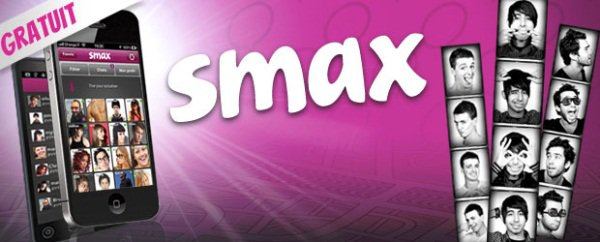 T�l�charge SMAX sur ton mobile !
