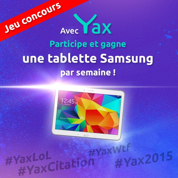 Grand jeu Yax
