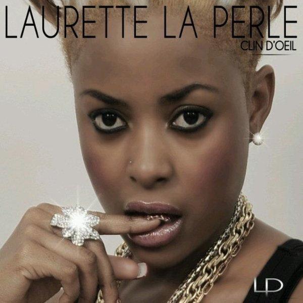 Laurette La Perle en studio