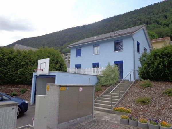 ma maison bleue le monde de baby blue