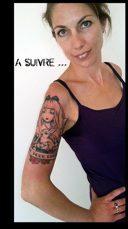 ASYLUM TATTOO POITIERS | Tattoo Alice