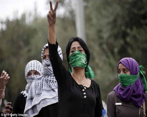 Paix en terre de Palestine ☮ ✌