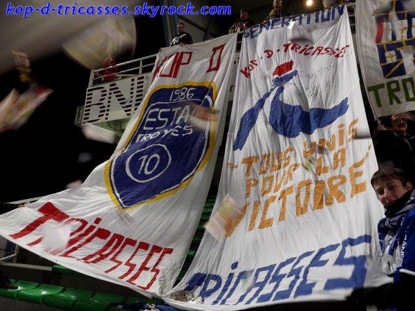 Estac - Chateauroux : 0-1