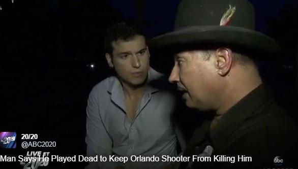 Tuerie d'Orlando : un t�moin parle d'au moins 4 tireurs ( 800 �me article )