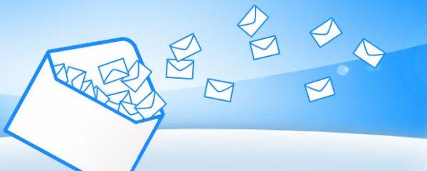 KONTO: Du hast eine neue Mailbox!!!