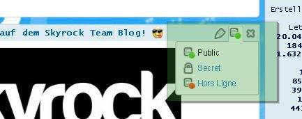 BLOG & PROFIL: Vereinfachte Bearbeitung deiner Artikel, deines Profils, Blogs...