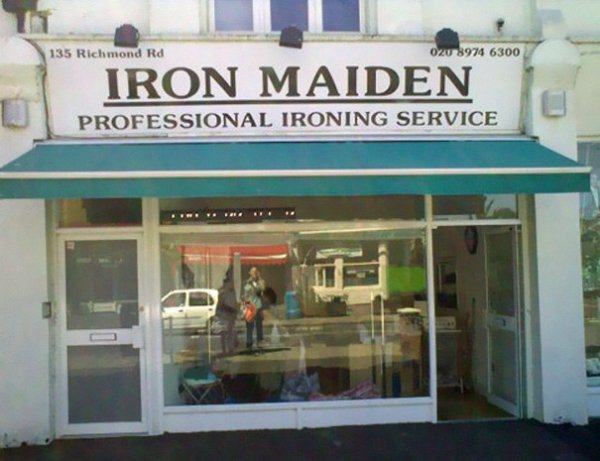 Best Store Names Ever :D
