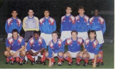 Euro 1988 coupe du monde 1990 d silusions quipe de france de football 1976 aujourd 39 hui - Coupe du monde football 1994 ...