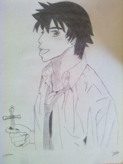 N°1: Tsukune Aono [Rosario+Vampire]