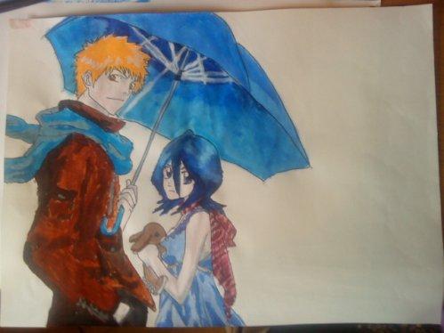 N°3: Ichigo & Rukia
