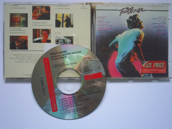 footloose cd