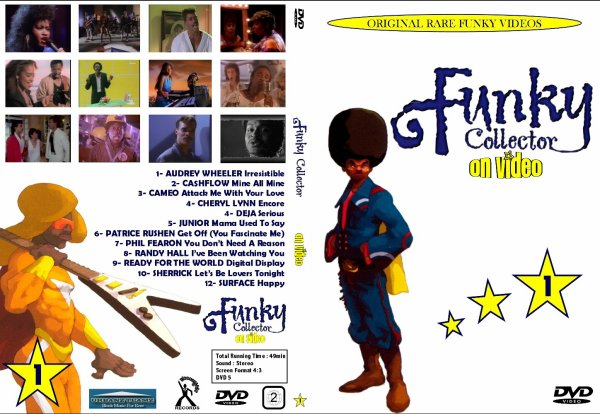 Funky Collector On Video 1