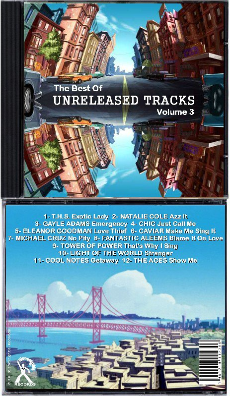 The Best Of UNRELEASED TRACKS - Volume 3